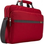 "Case logic ENA116R Laptop Attache for 16""/ Polyester/ Red/ For (41.0 x 6."