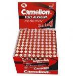 Camelion Plus Alkaline LR03-SP10, AAA 20 x 10pcs Shrink Pack Display Box,