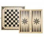 Ceļa nardi  30х15х4 backgammon