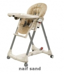 Pegperego IMPDIC0084PNA46 Highchair P.Pappa Diner Naif Sand