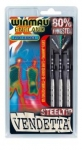Winmau 1025-22 Vendetta 80% Tungsten Darts