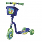 SPOKEY Skrejritenis 87695 Bee blue/green