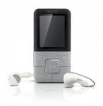 Apacer MP3 PLAYER AU825 4GB SILVER