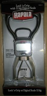 Lock grip with 11kg  digital scale