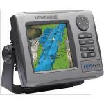 "Lowrance HDS-5m  - 5"" chartplotter with worldwide background map"