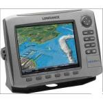 "Lowrance HDS-8m  - 8"" chartplotter with worldwide background map"