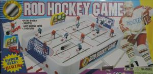 Rod Hockey game
